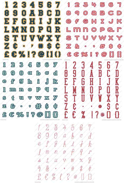 Free Extreme Fonts