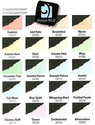 Black Magic Potion No 9 Coredinations Colorcore Cardstock