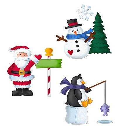 Cottage Cutz Snowglobe Winter Accessories 4x6 Die Buy Now