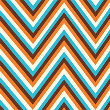 Chevron Stripe Dozer Collection 12x12 Patterned Paper By